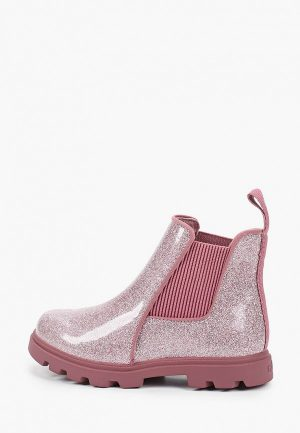 Резиновые полусапоги Native KENSINGTON TREKLITE GLITTER YOUTH