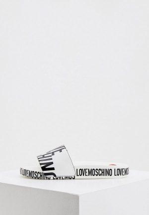 Сланцы Love Moschino